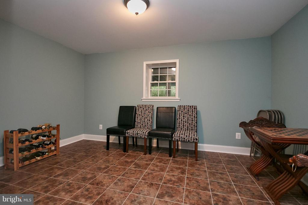 Potential for Exercise Room or Den - 13392 FIELDSTONE WAY, GAINESVILLE