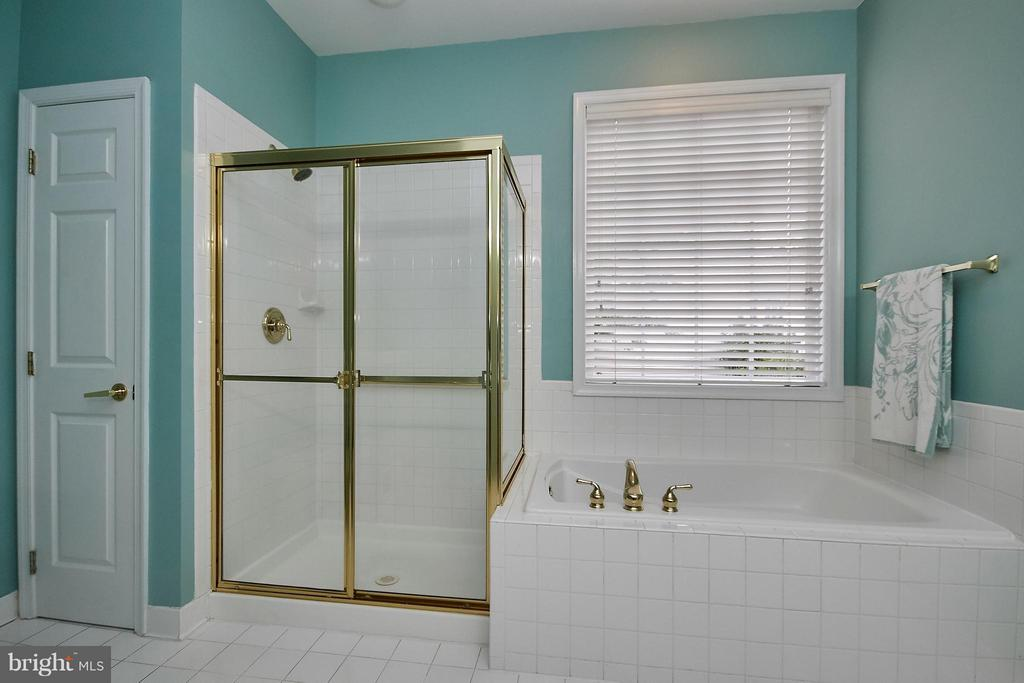 Separate Shower and Jetted Tub - 13392 FIELDSTONE WAY, GAINESVILLE