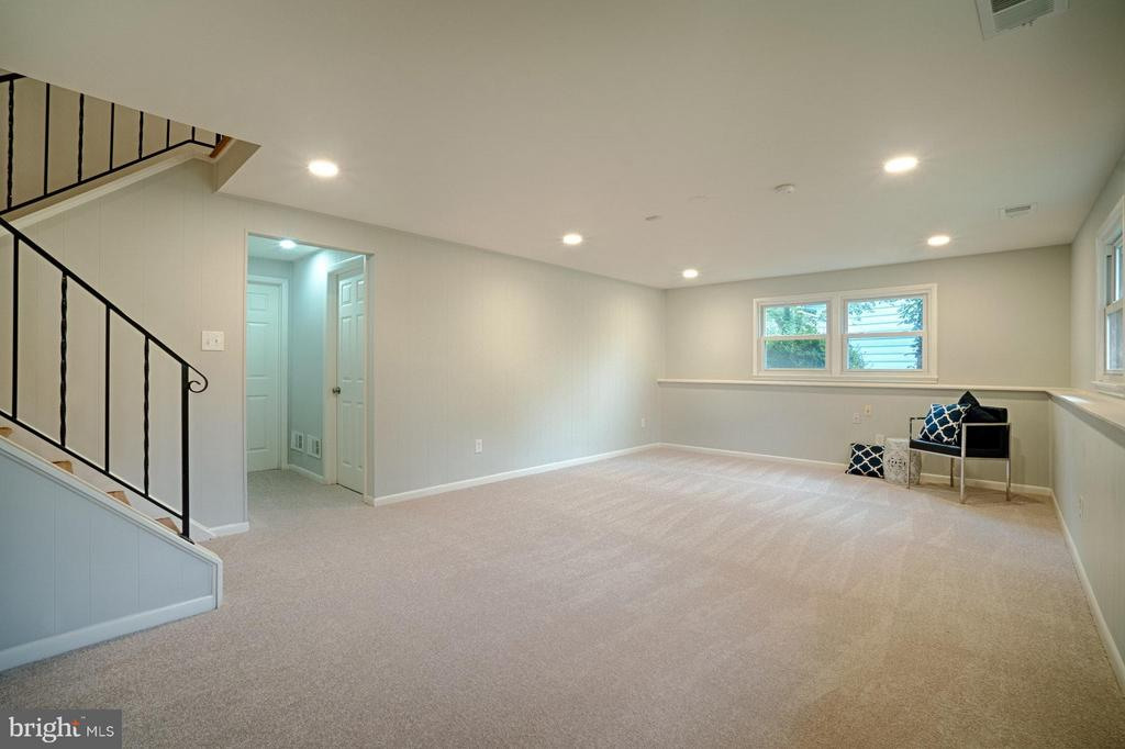 So much room to play inside. - 4407 HILLYER ST, FAIRFAX
