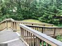 Ramp off deck - 3 GOVERNORS DR SW, LEESBURG