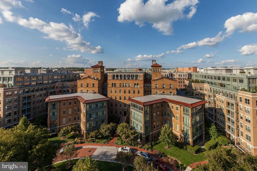 The historic Columbia Residences - 2425 L ST NW #936, WASHINGTON