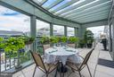 240 SF Rooftop terrace! - 2425 L ST NW #936, WASHINGTON