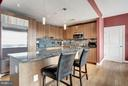 Kitchen - 2425 L ST NW #936, WASHINGTON