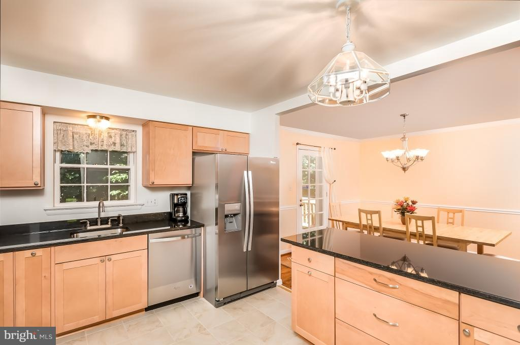 Kitchen - 3110 HUNT RD, OAKTON