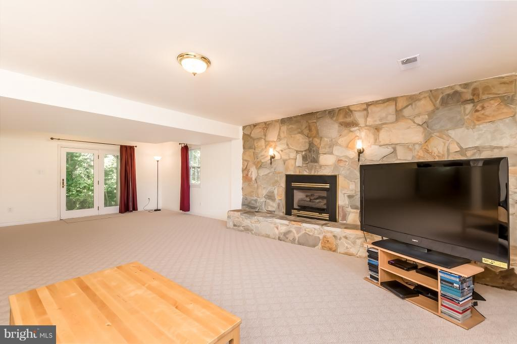 Basement - 3110 HUNT RD, OAKTON