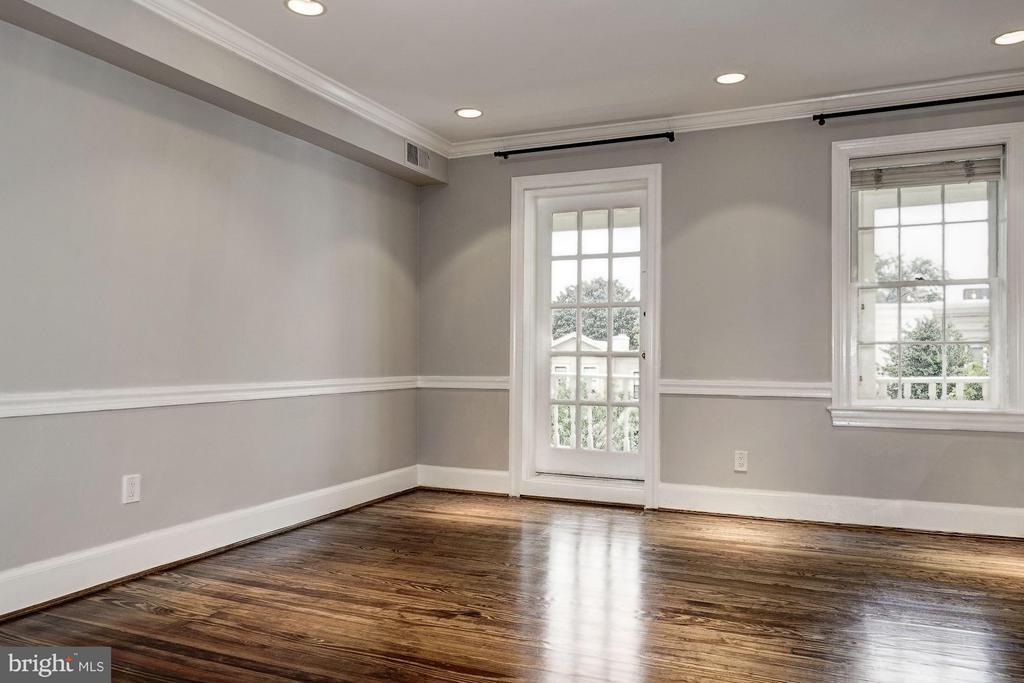 Living Room - 3239 N ST NW #11, WASHINGTON