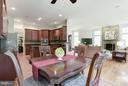 Kitchen  Fabulous gourmet kitchen.  SS Appliances - 20258 ISLAND VIEW CT, STERLING