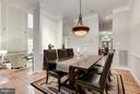 Spacious, gracious Dining Room - 20258 ISLAND VIEW CT, STERLING