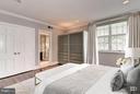 Sophisticated virtual decor - 3239 N ST NW #11, WASHINGTON
