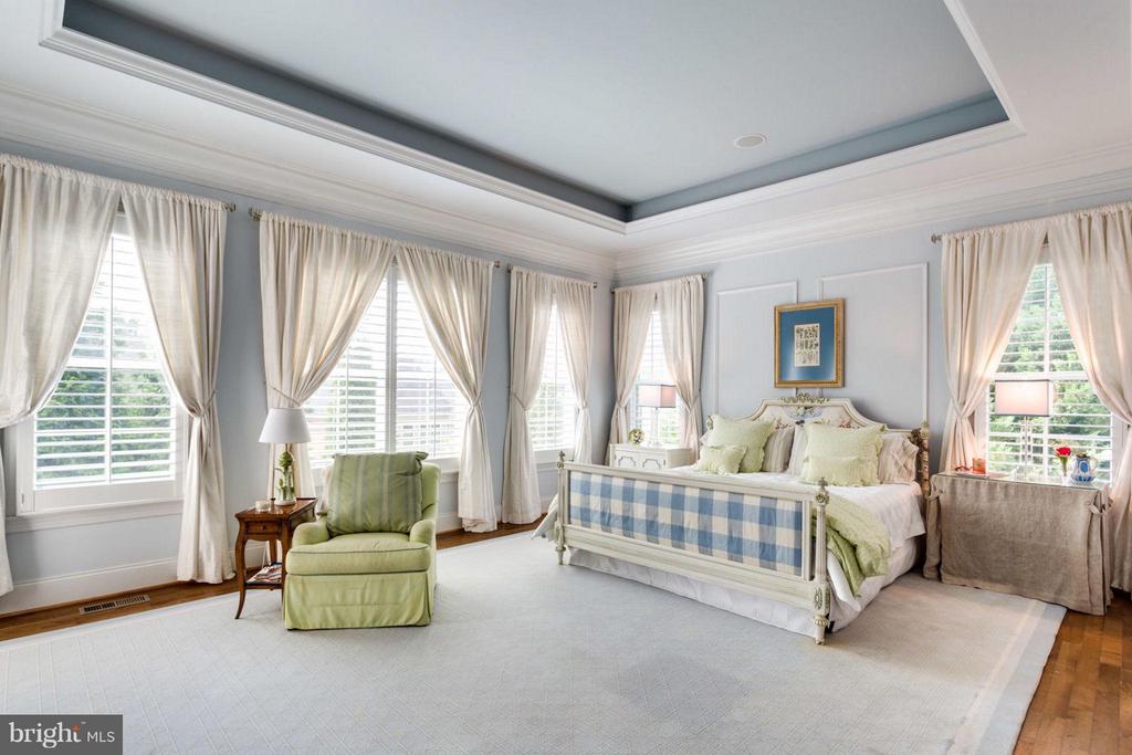 Bedroom (Master) - 9631 MAYMONT DR, VIENNA