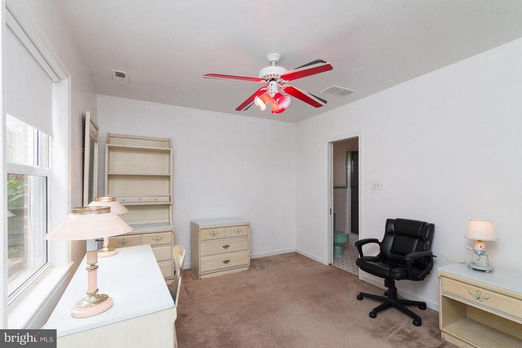 Bedroom #5 on Lower Level - 7920 LEWINSVILLE RD, MCLEAN