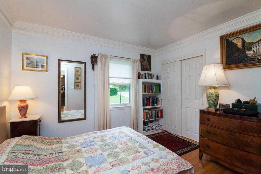 Bedroom #3 on Main Level - 7920 LEWINSVILLE RD, MCLEAN