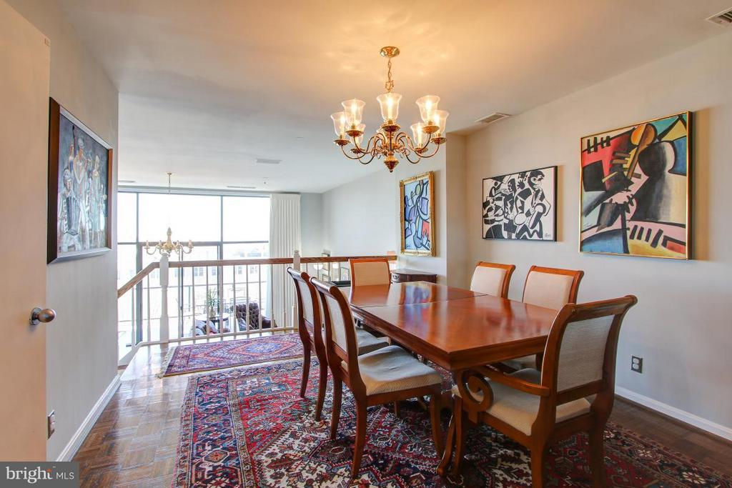 Dining Room - 1401 OAK ST #305, ARLINGTON