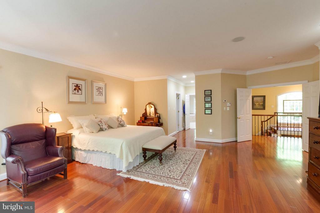 Bedroom (Master) - 7111 TWELVE OAKS DR, FAIRFAX STATION