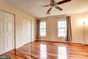 Master bedroom - 4314 SUTLER HILL SQ, FAIRFAX