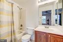 Updated bathroom! - 4314 SUTLER HILL SQ, FAIRFAX