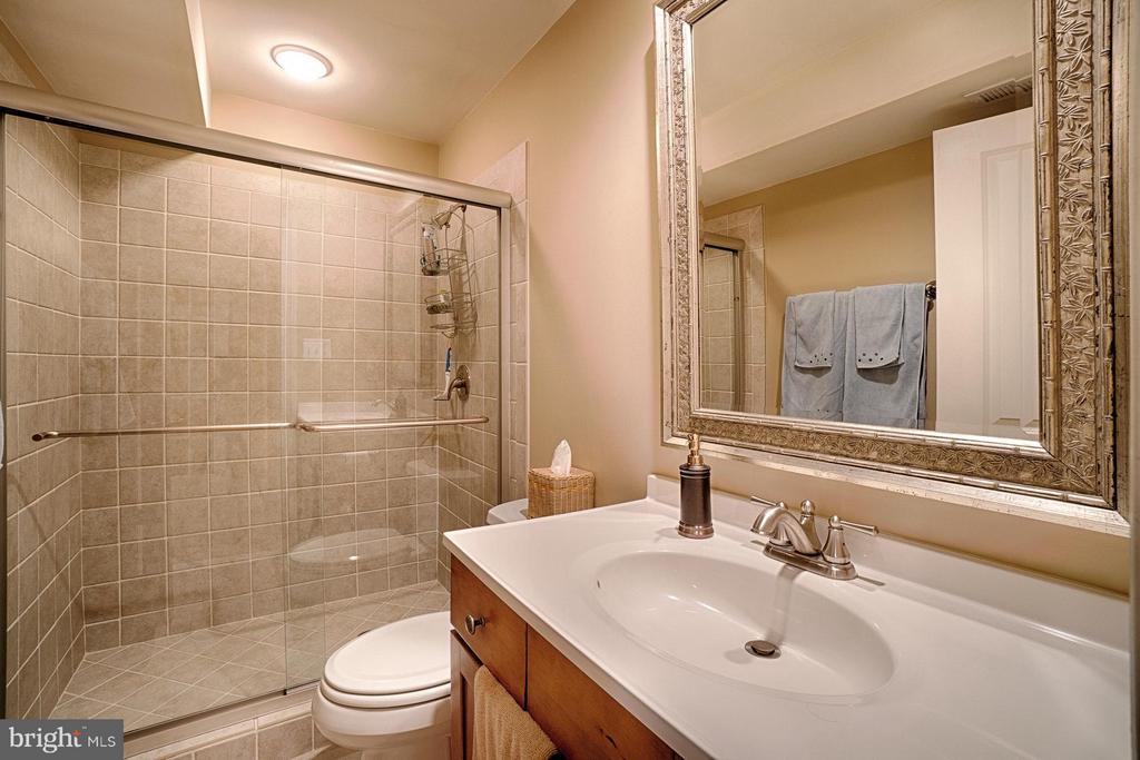 Bath in basement - 42654 EXPLORER DR, ASHBURN
