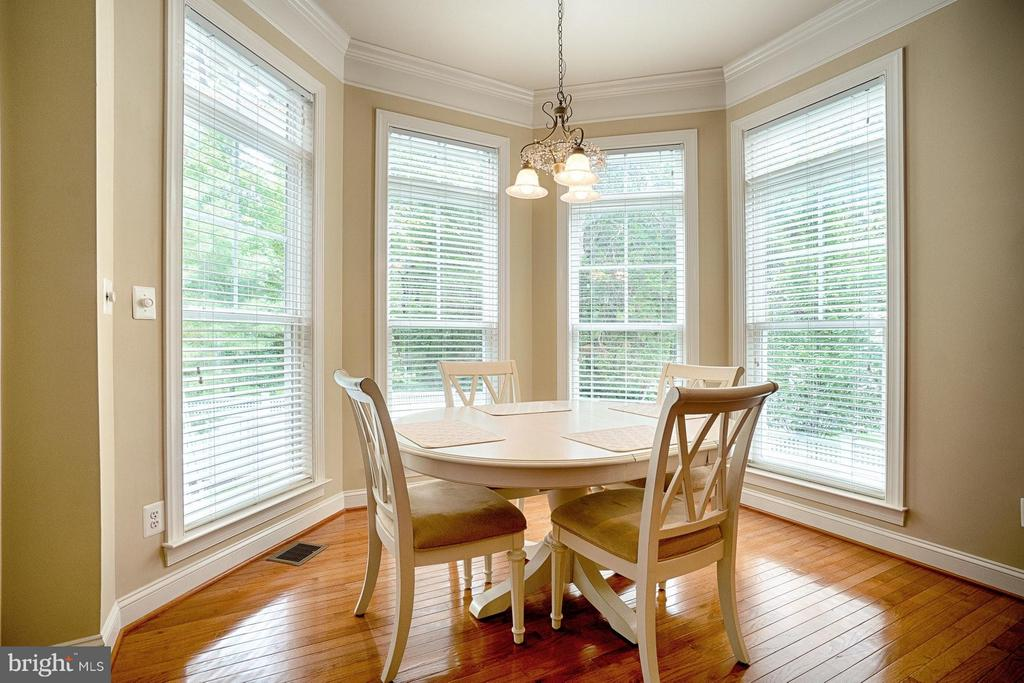 Breakfast nook - 42654 EXPLORER DR, ASHBURN