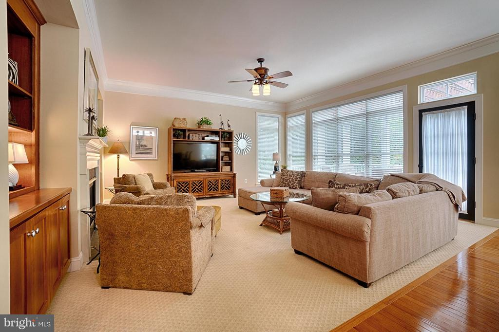 Family Room - 42654 EXPLORER DR, ASHBURN