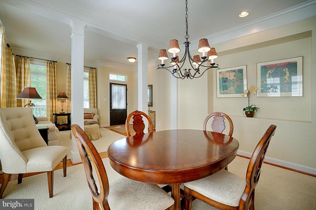 Dining Room - 42654 EXPLORER DR, ASHBURN