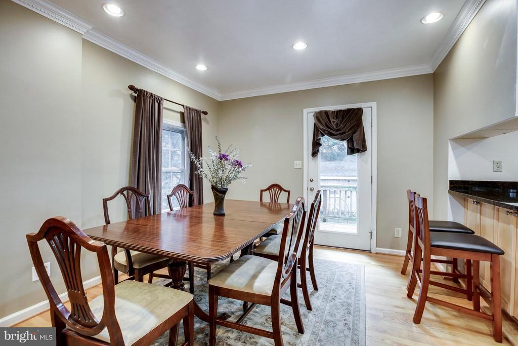 Dining Room - 3426 12TH RD N, ARLINGTON