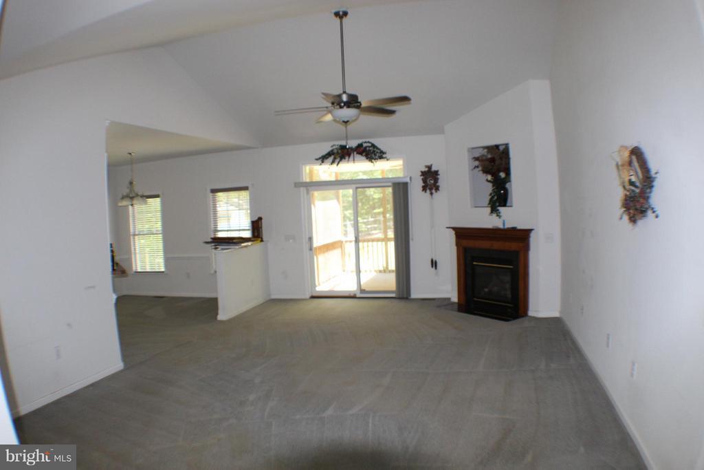 Living Room - 123 DOC STONE RD, STAFFORD