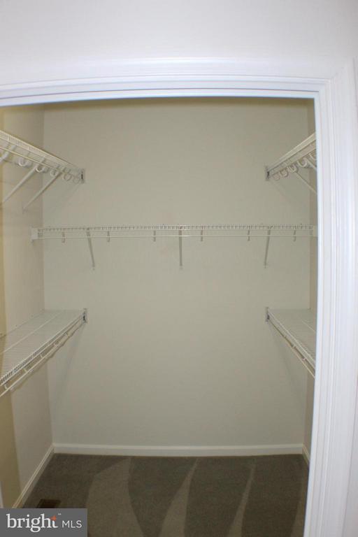 Bedroom (Master) - Closet - 123 DOC STONE RD, STAFFORD