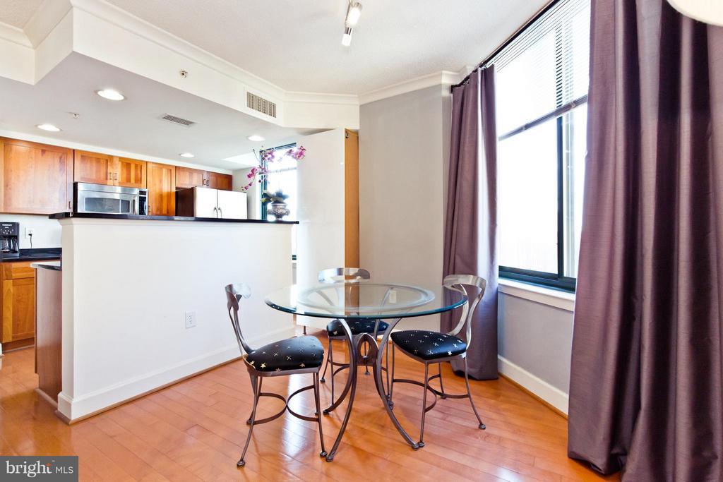 Dining Room - 1201 GARFIELD ST N #806, ARLINGTON