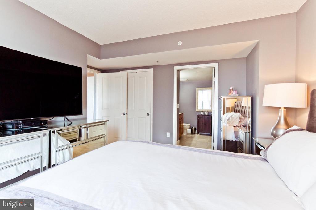 Bedroom (Master) - 1201 GARFIELD ST N #806, ARLINGTON