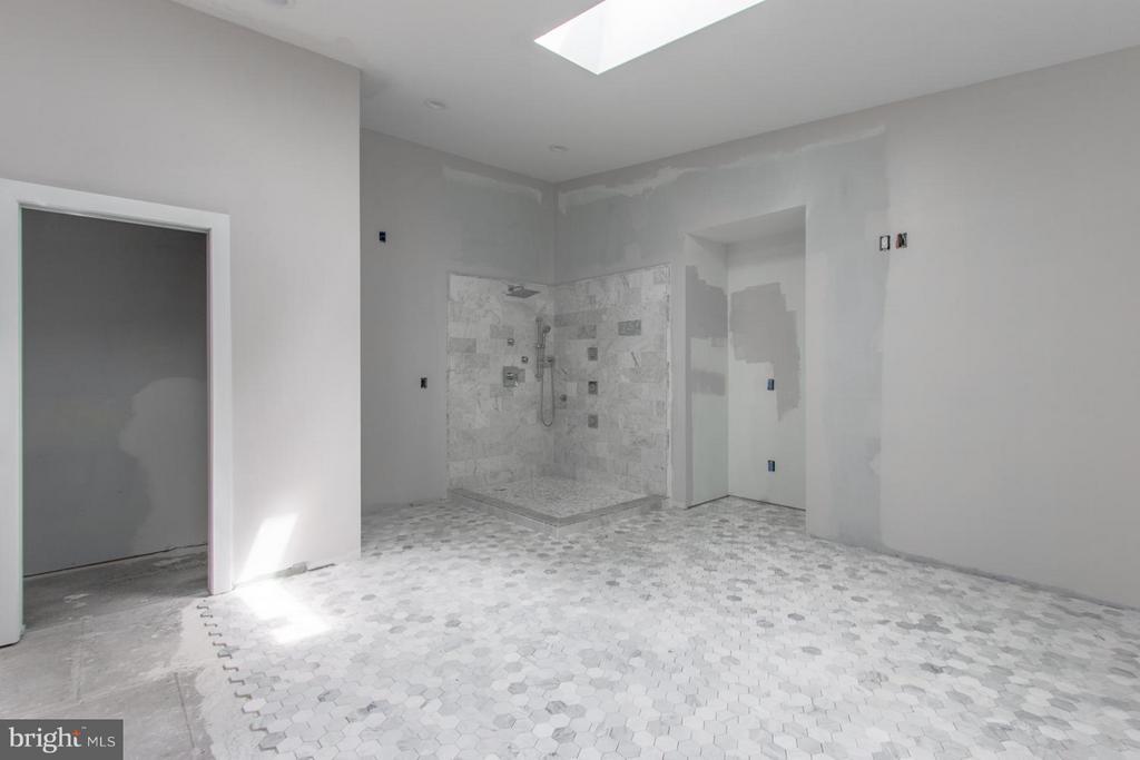 Custom tile, walk in shower, separate tub, - 6027 TULIP POPLAR CT, MANASSAS