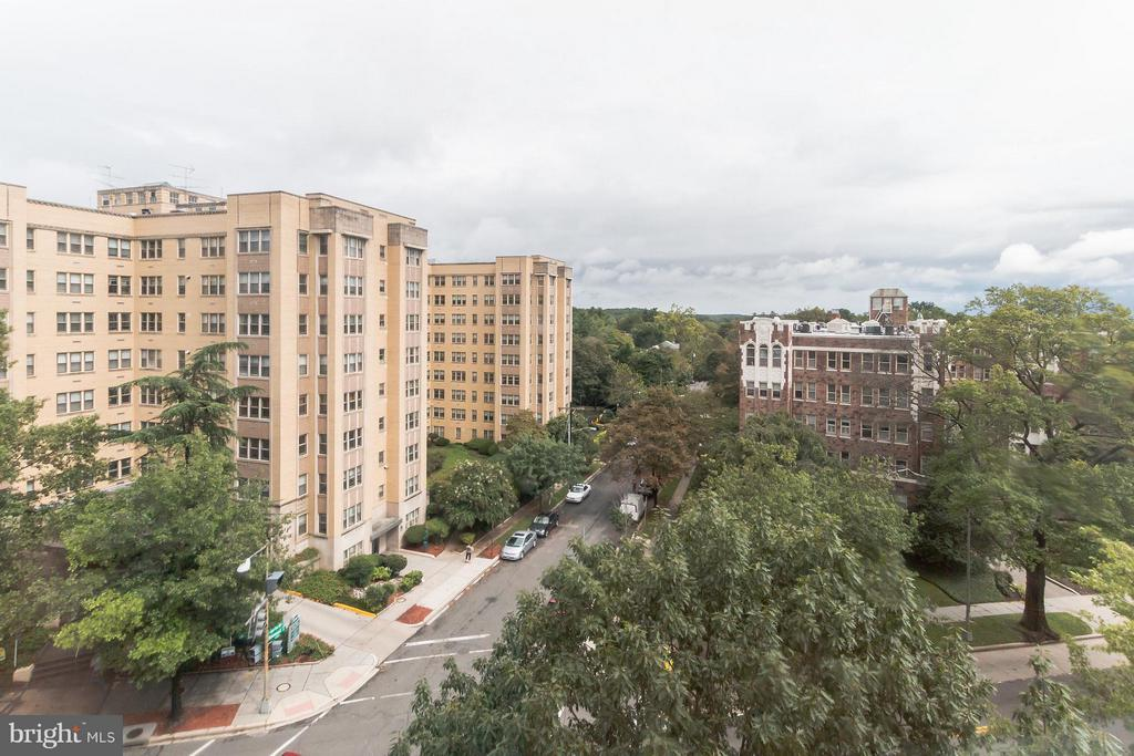 View - 4740 CONNECTICUT AVE NW #802, WASHINGTON