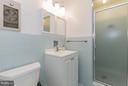Master Bath - 4740 CONNECTICUT AVE NW #802, WASHINGTON