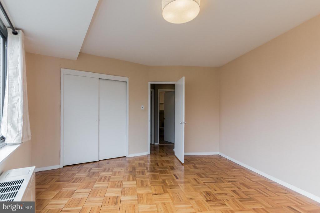 Bedroom 2 - 4740 CONNECTICUT AVE NW #802, WASHINGTON
