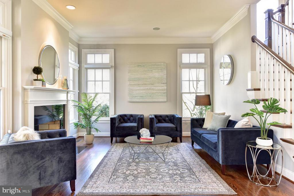 Living Room - 2923 24TH RD N, ARLINGTON