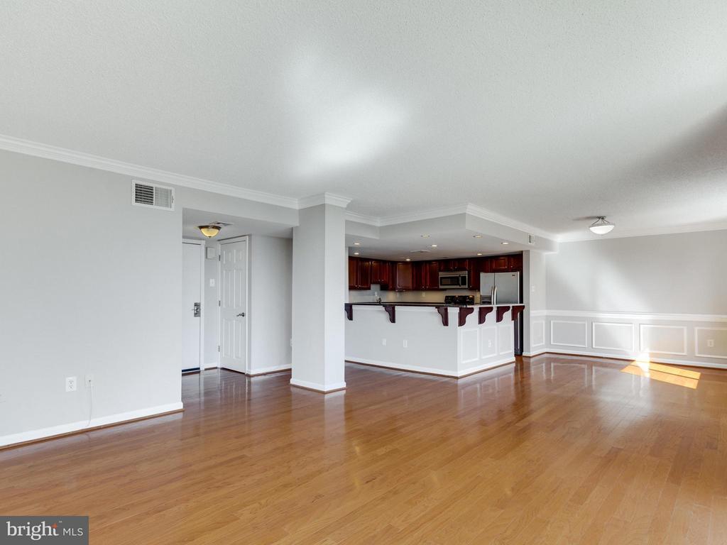 Family Room - 1515 ARLINGTON RIDGE RD #202, ARLINGTON