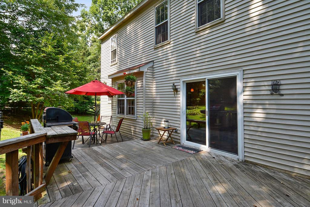 Deck - 11112 LORAN RD, GREAT FALLS