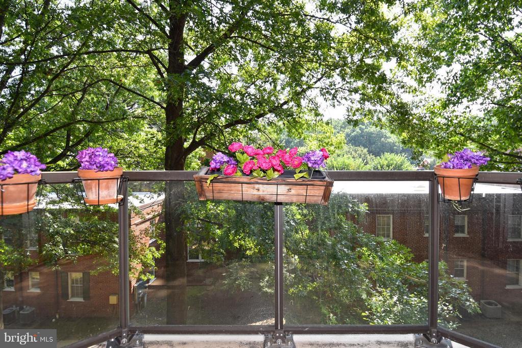 Balcony - 2100 LEE HWY #210, ARLINGTON