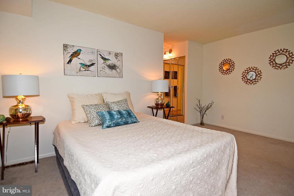 Bedroom (Master) - 2100 LEE HWY #210, ARLINGTON