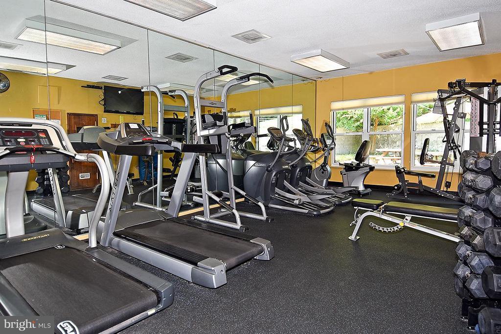Fitness - 2100 LEE HWY #210, ARLINGTON