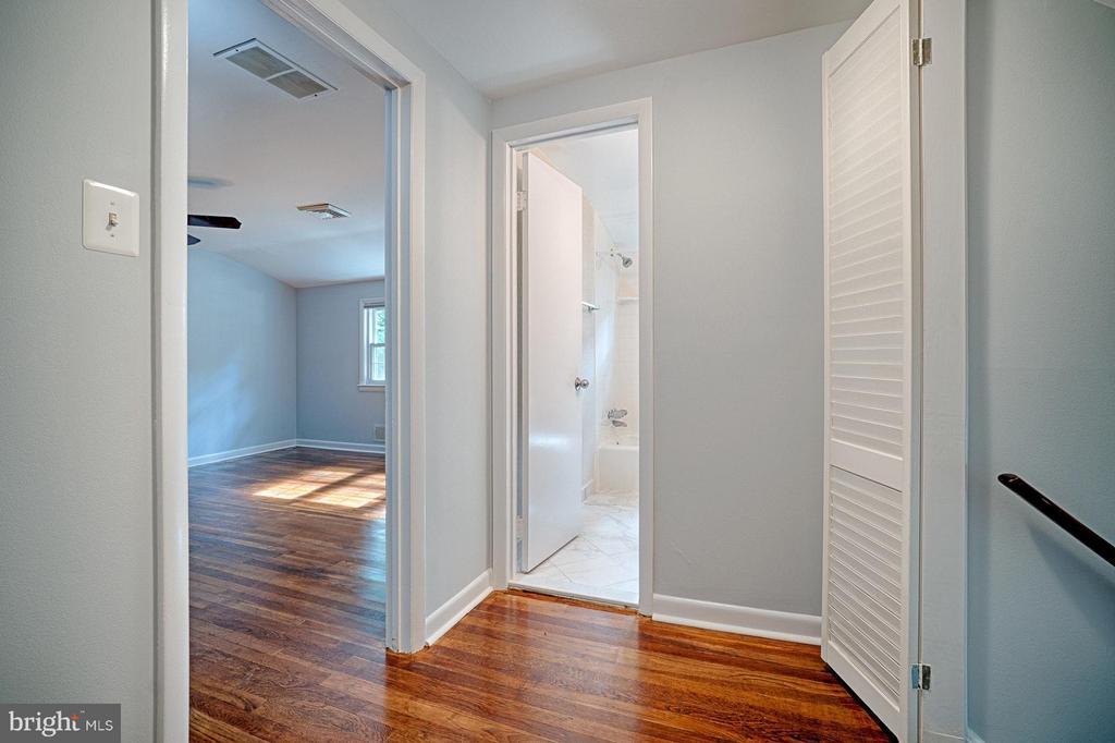 Bedroom (Master) - 7511 PLEASANT WAY, ANNANDALE