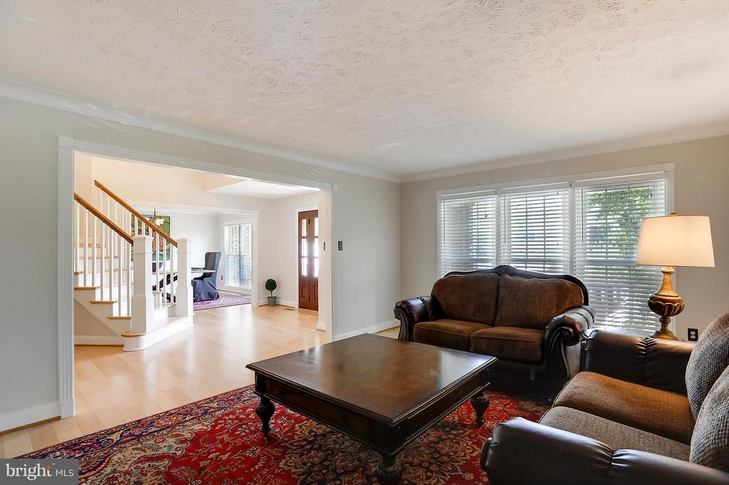 Formal Living Room - 43554 COAL BED CT, ASHBURN