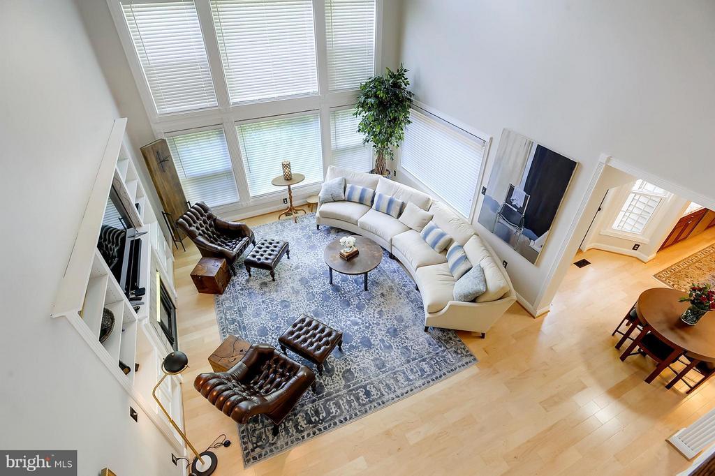 Living Room - 43554 COAL BED CT, ASHBURN