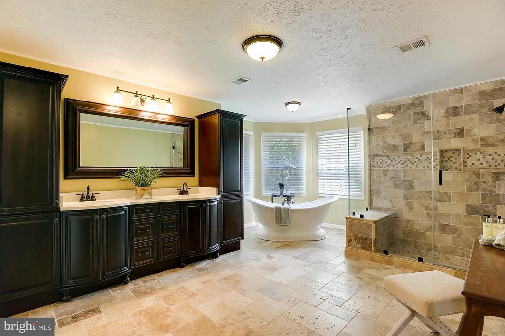 Bath (Master) - 43554 COAL BED CT, ASHBURN