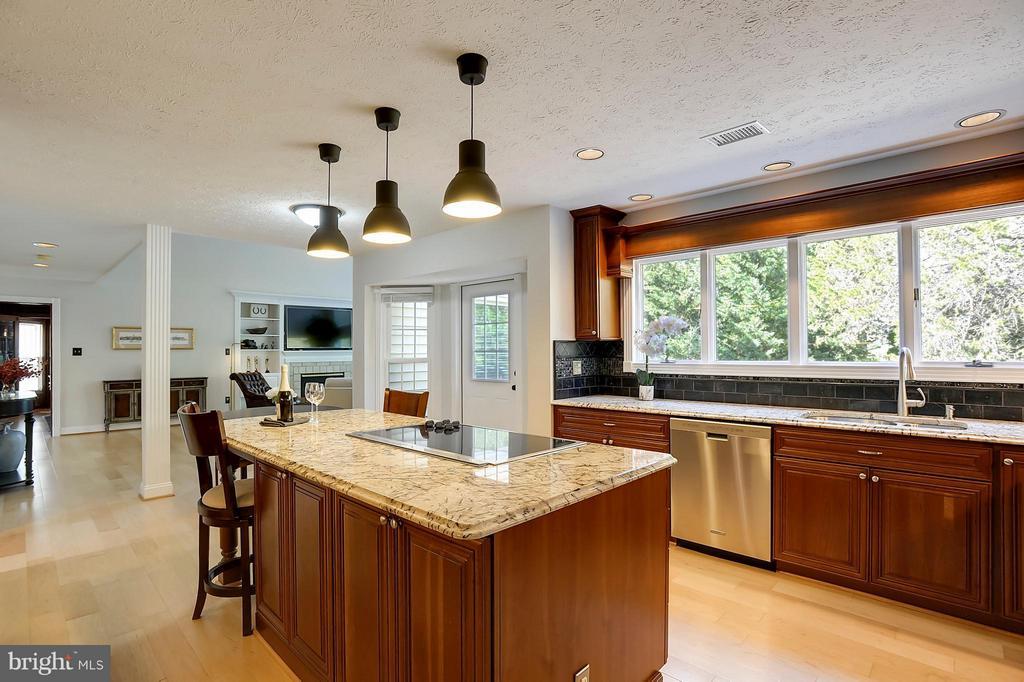 Kitchen - 43554 COAL BED CT, ASHBURN