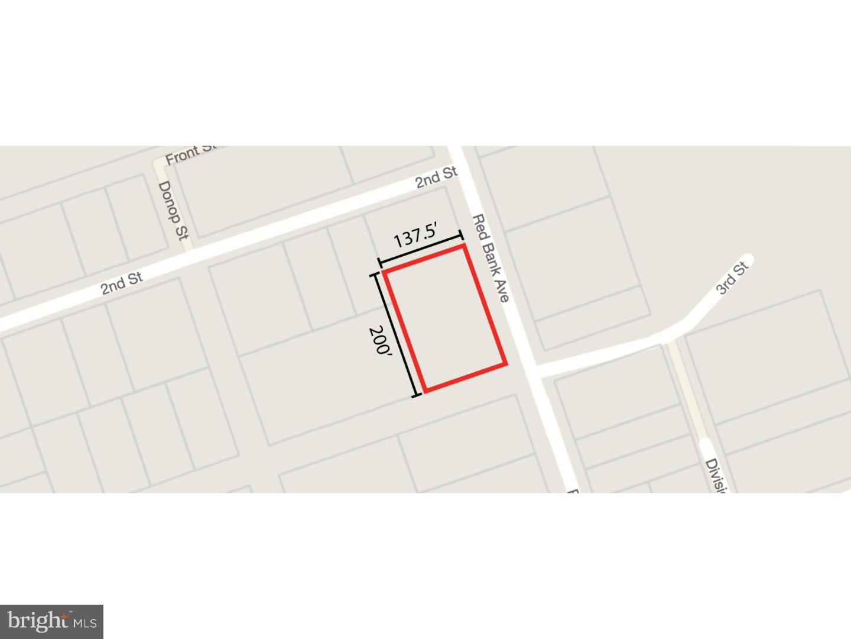 Частный односемейный дом для того Продажа на 1570 RED BANK Avenue Thorofare, Нью-Джерси 08086 Соединенные Штаты
