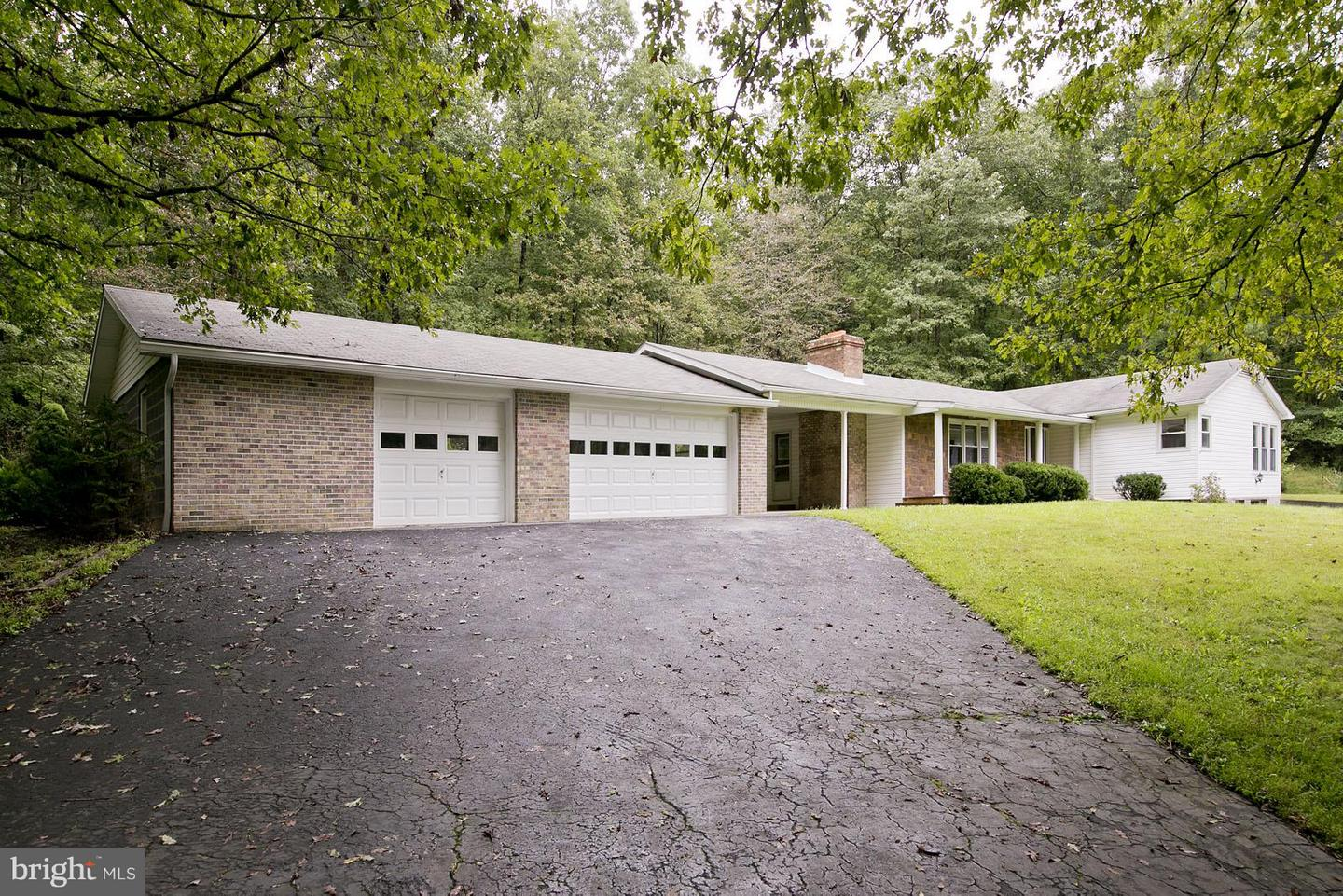 Single Family for Sale at 16605 Bloomery Pike Bloomery, West Virginia 26817 United States