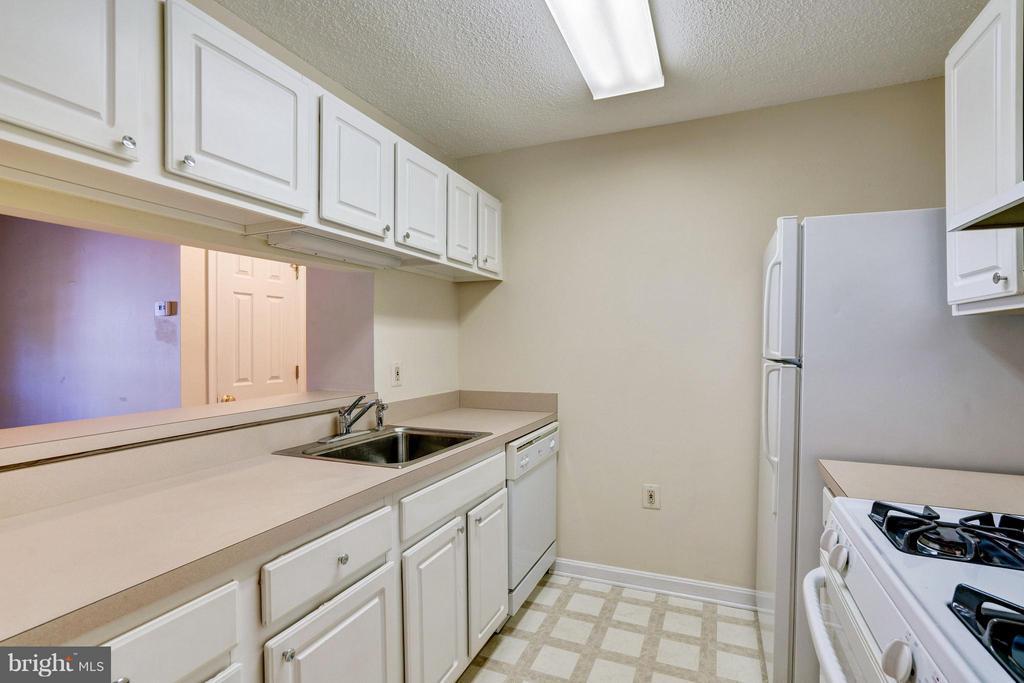 Kitchen - 21014 TIMBER RIDGE TER #201, ASHBURN