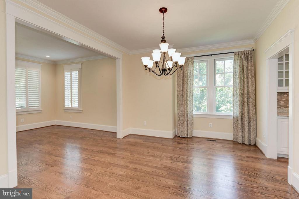 Open Living/Dining Rooms - 508 25TH ST S, ARLINGTON
