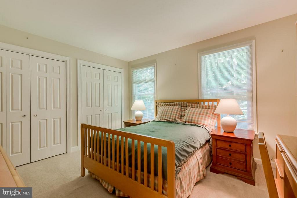 Bedroom 2 - 9879 HEMLOCK HILLS CT, MANASSAS