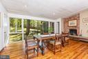 Dining Room - 701 BULLS NECK RD, MCLEAN